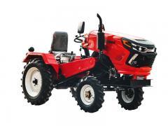 Мини-трактор Rossel ХT-20D Pro