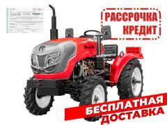 Мини-трактор Rossel RT-242D